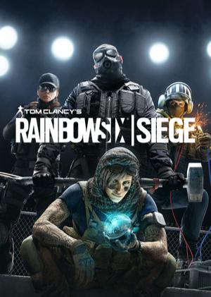 Rainbow Six Siege's cover