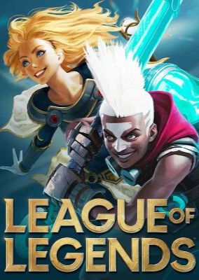 League of Legends's cover