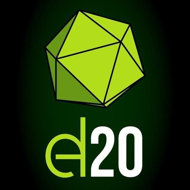 d20 Eventi's logo